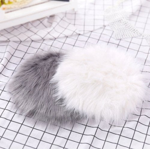 Soft Fur Rug - BEDROOM - NIGEL MARK