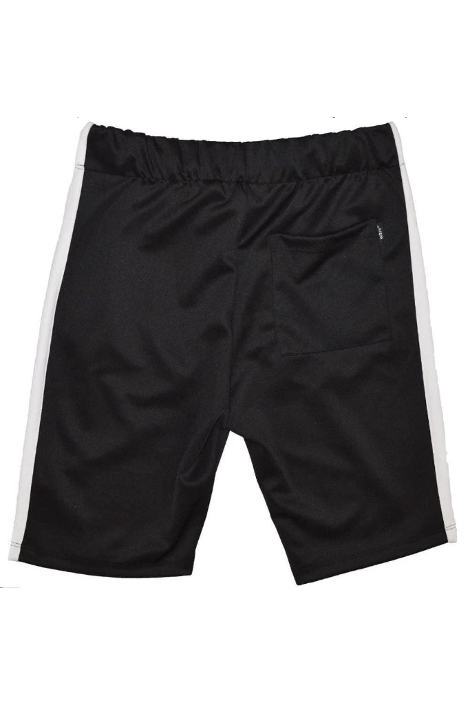 Holiday Shorts - Black / White - Men | Nigel Mark