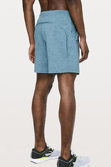 Speed Stopper Short 7 Inch Skyblue - MEN ACTIVEWEAR - NIGEL MARK