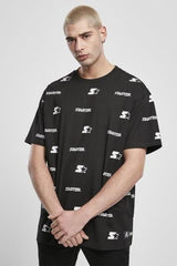 Starter Logo All Over Print Tee - MEN TOPS - NIGEL MARK