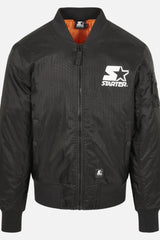 Starter The Classic Logo Bomber Jacket - MEN JACKETS & COATS - NIGEL MARK