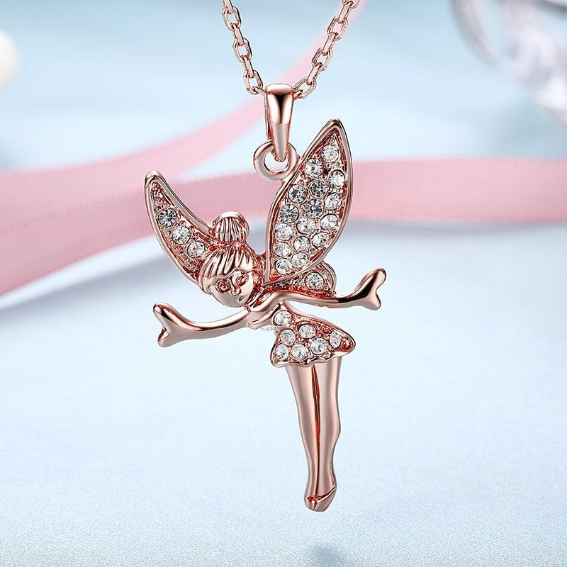 Tinkerbell Pendant Necklace - ACCESSORIES - NIGEL MARK