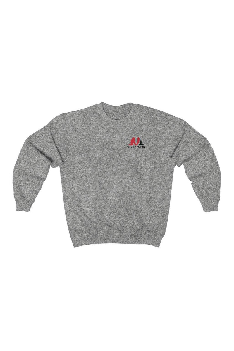 nigel mar original branded sweatshirt