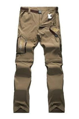 Unisex Quick Dry Cargo Pants - MEN BOTTOMS - NIGEL MARK