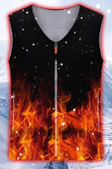 Upgraded Men Outdoor USB Infrared Heating - MEN JACKETS & COATS - NIGEL MARK