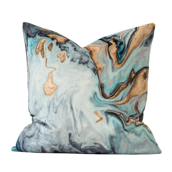 Velvet Pillow Cover - LIVINGROOM - NIGEL MARK