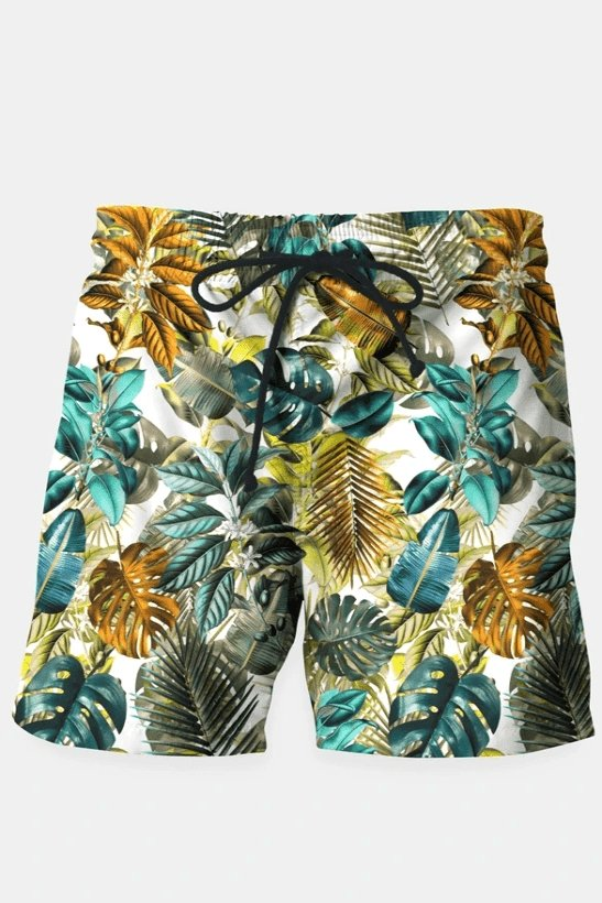Vintage Garden Shorts - MEN SHORTS - NIGEL MARK