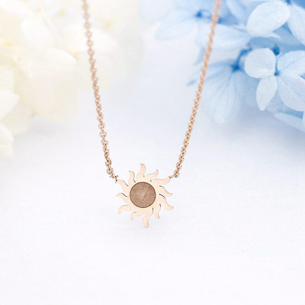 Vintage Sun Necklaces - ACCESSORIES - NIGEL MARK