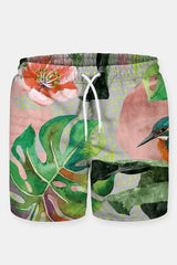 Wild Forest Shorts - MEN SHORTS - NIGEL MARK