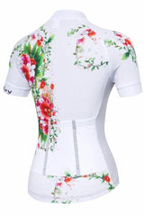 Women Short Sleeve Cycling Clothing Bicycle Clothes - ACTIVEWEAR - NIGEL MARK