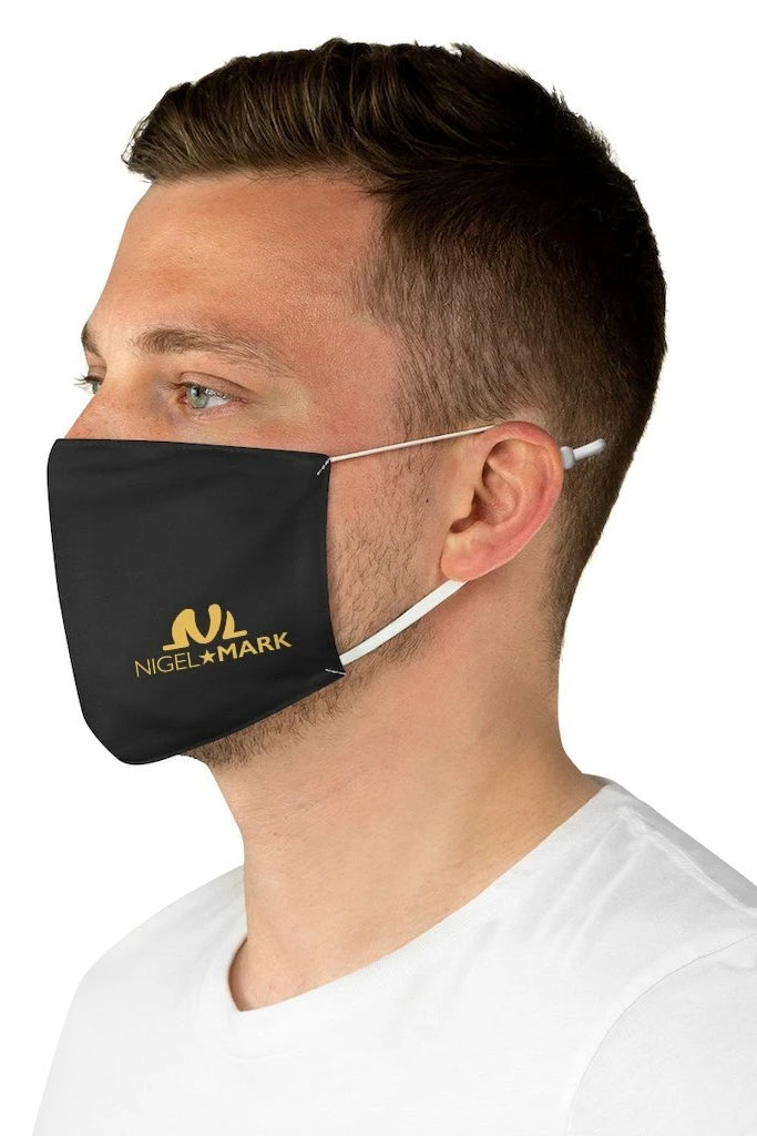 Yellow NM Face Mask - ACCESSORIES NM BRANDED - NIGEL MARK