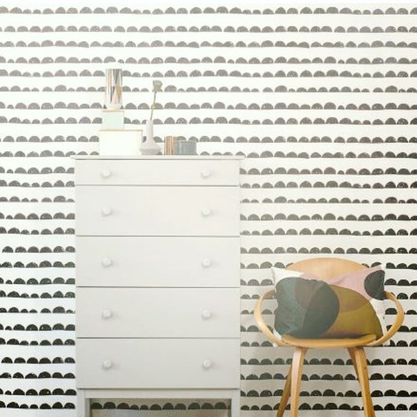 Ferm Living Wallpaper (Blake & Riley Decor)