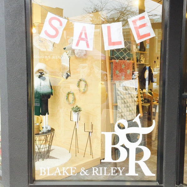 Blake & Riley Sale