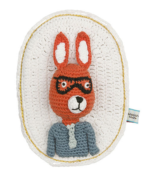 Dad Bunny Wall Hanging