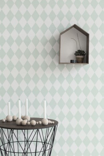 Wallpaper Special Collection - Harlequin - Mint