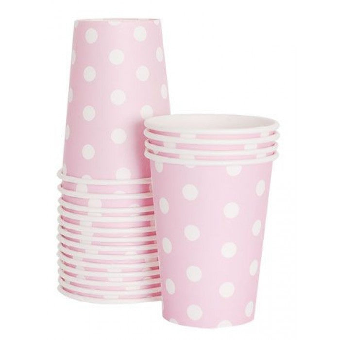 Cups - Marshmallow Pink