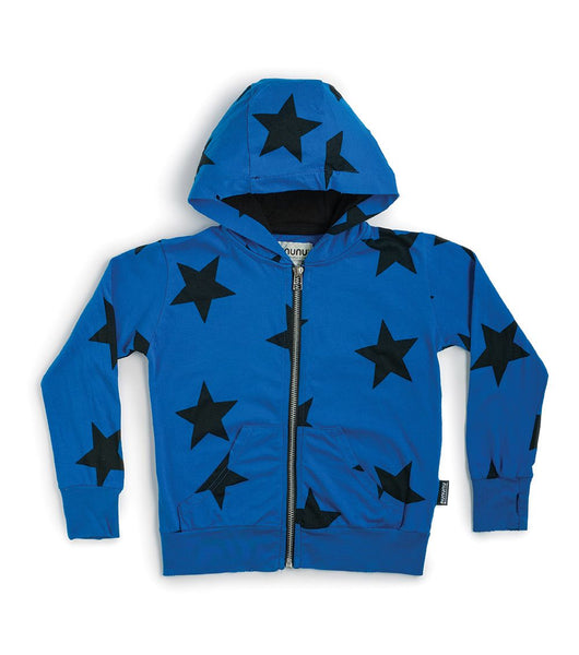 Star Light Zip up Hoodie