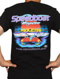 Men's Black Speedboat T-Shirt