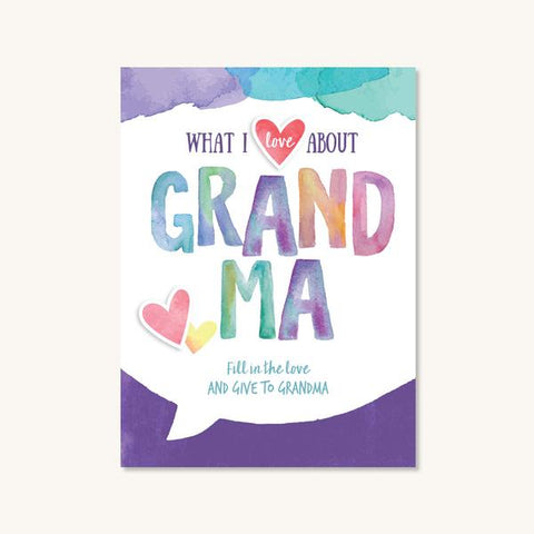 Journal - Love Grandma