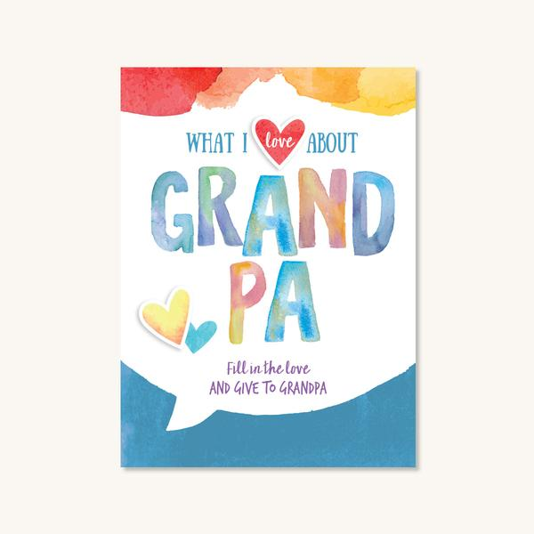 Journal - Love Grandpa