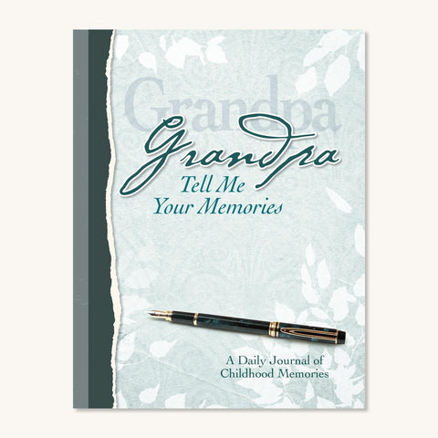 Grandpa - Daily Journal of Childhood Memories