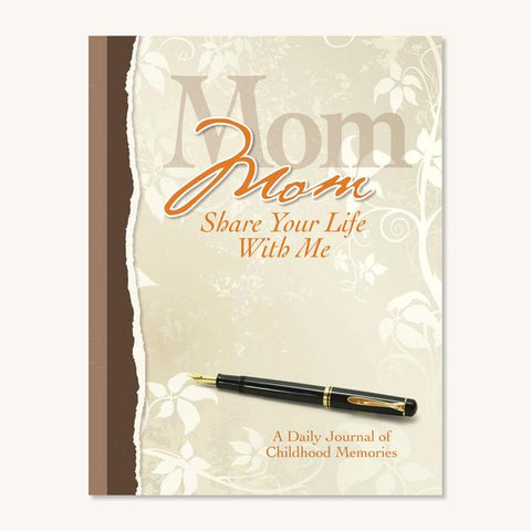 Mom - Journal of Childhood Memories
