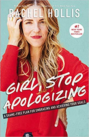 Book - Girl Stop Apologizing