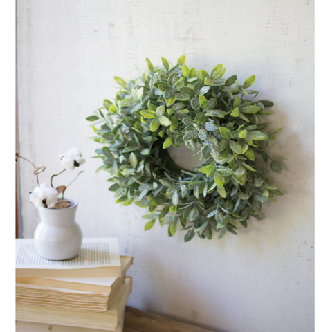 Wreath & Floral Decor - Sage Wreath | Legacy Home Decor