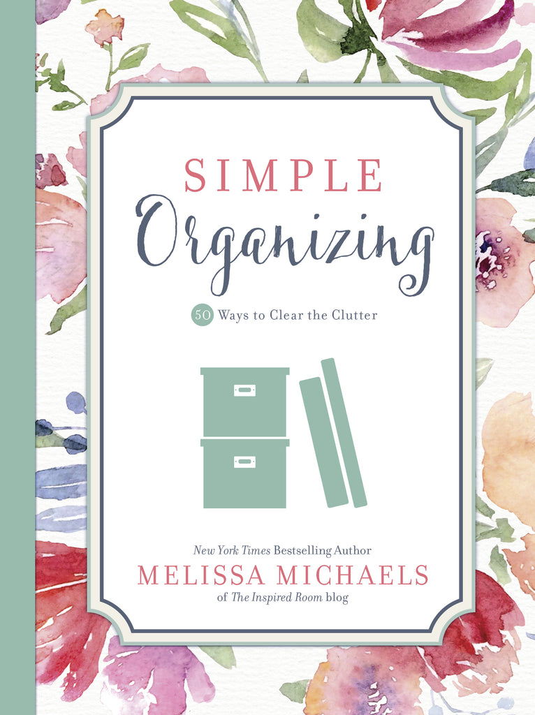 Book - Simple Organizing