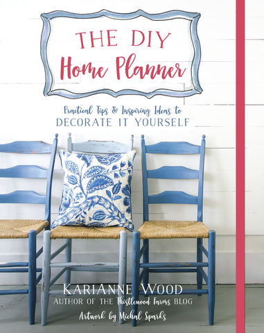 Book - DIY Home Planner