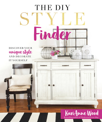 Book - DIY Style Finder