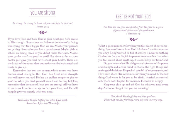 Book - How God grows a Courageous Girl