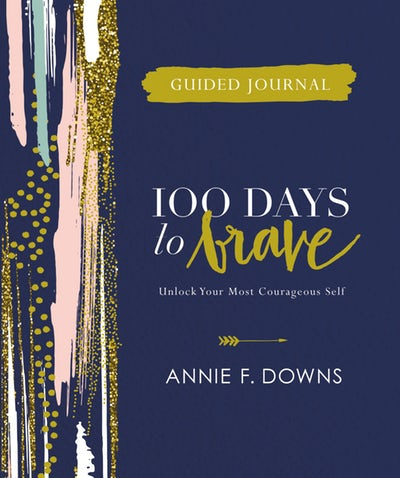 Book - 100 Days to Brave