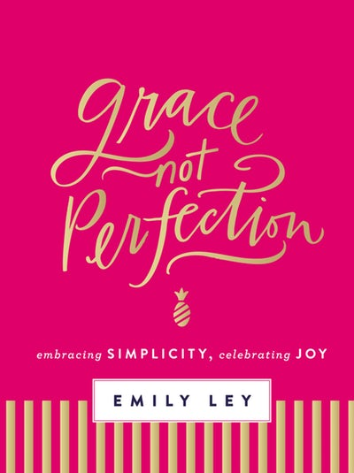 Book - Grace Not Perfection