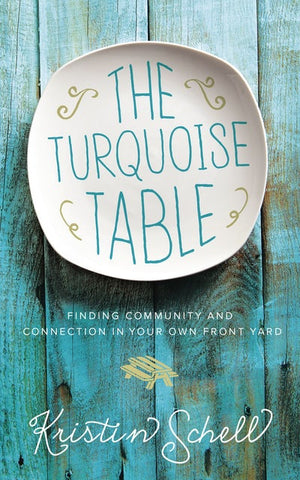 Book - Turquoise Table
