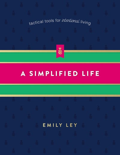 Book - A Simplified Life