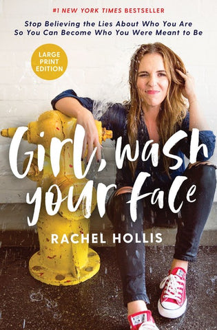 Book - Girl Wash Your Face