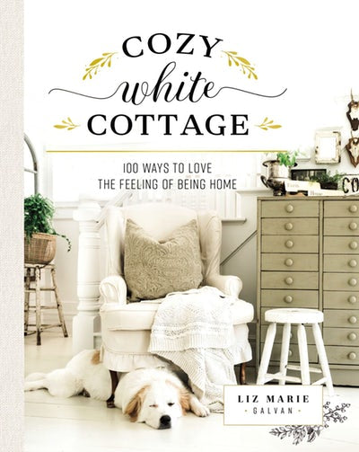 Book - Cozy White Cottage