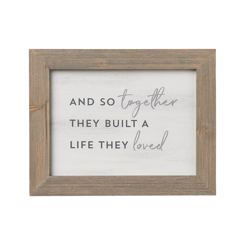 Built a Life with Legacy Home Decor | Shop Now