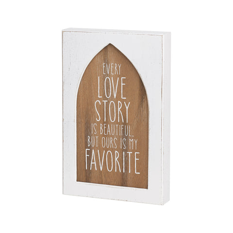 Arch Sign - Love Story