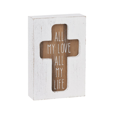 Cross Sign - All My Love