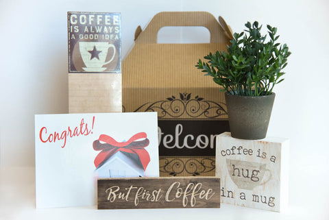 Coffee Deluxe Gift