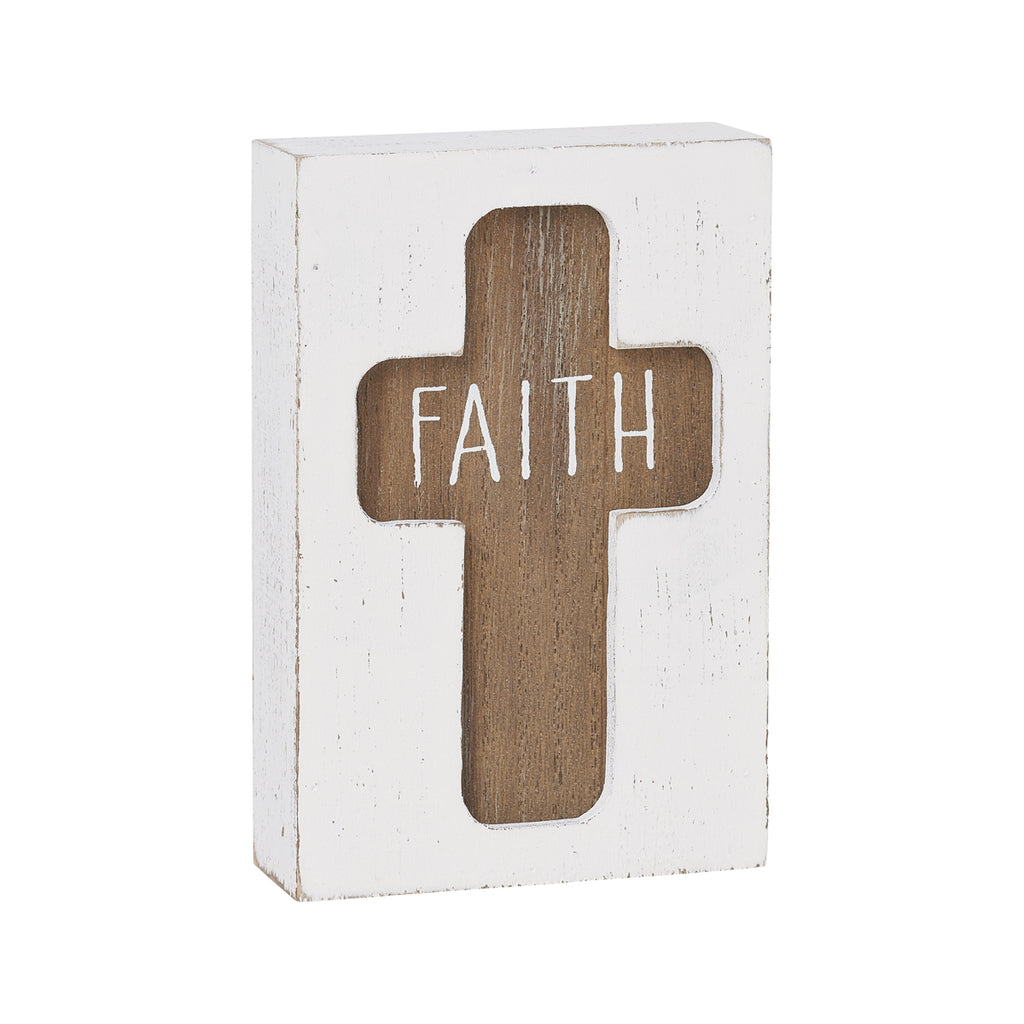 Cross Sign - Faith