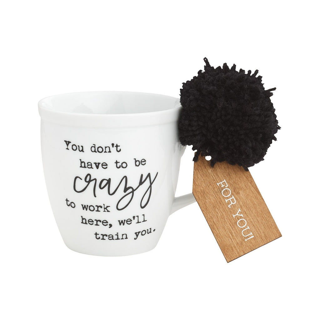 Coffee Mug - Crazy Train You for Home & Kitchen