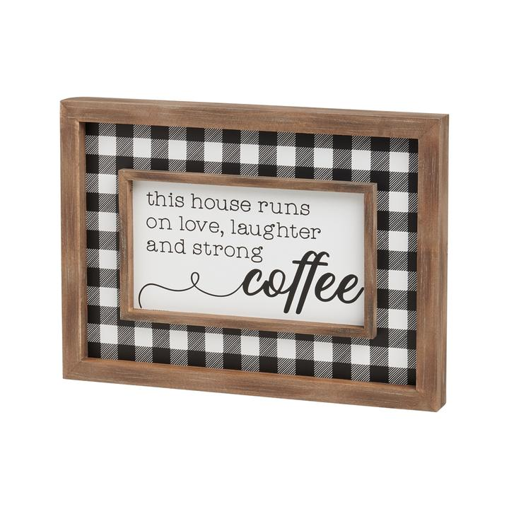 Coffee Wall Sign