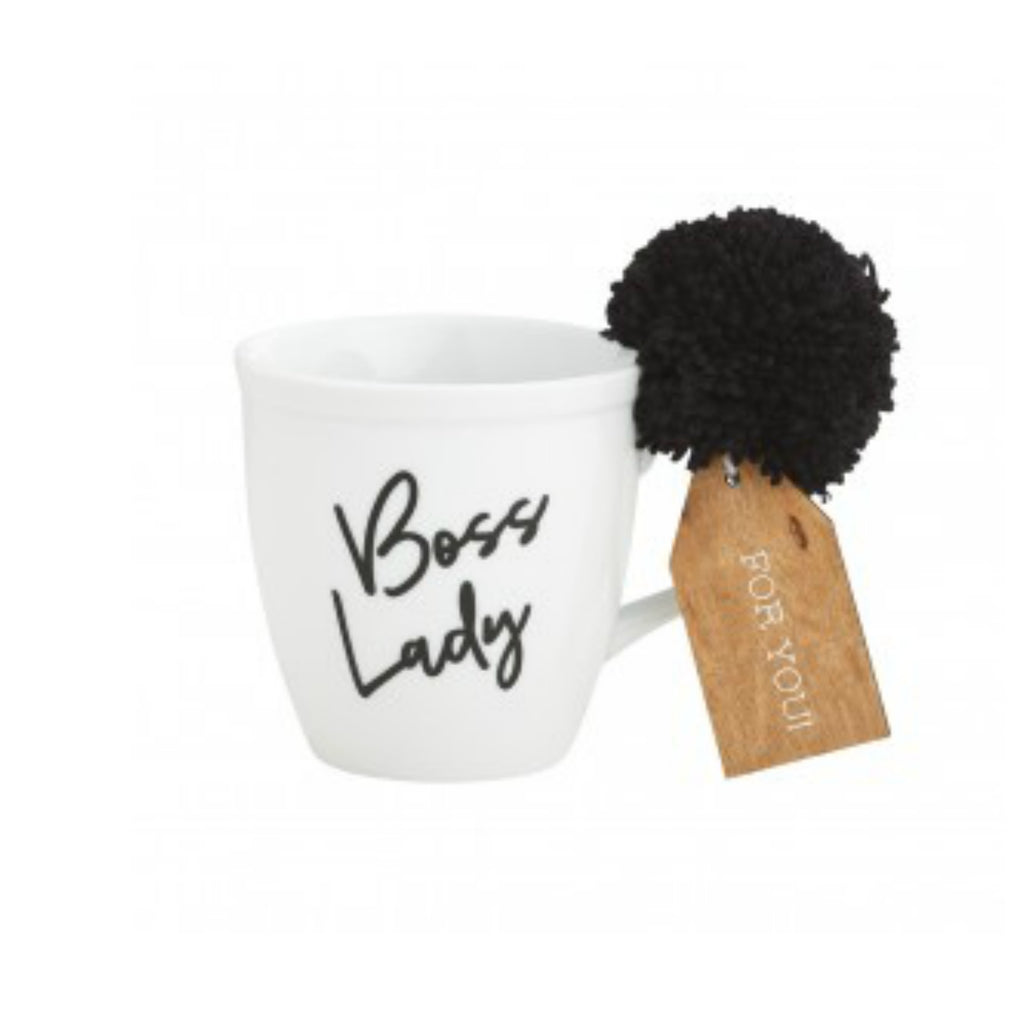 Coffee Mug - Boss Lady