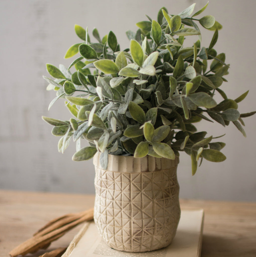Plant & Floral Interior Decor - Sage