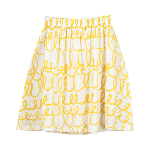 Vanilla Loop Skirt