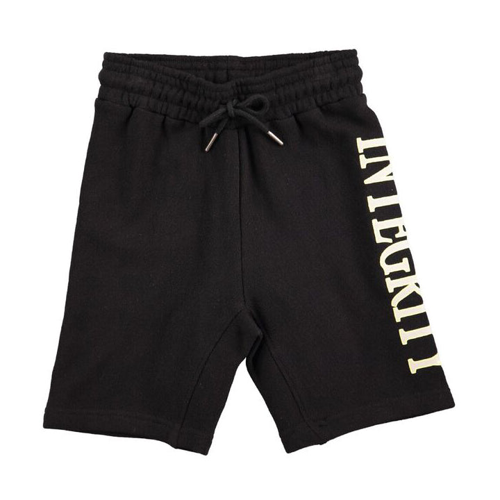 Integrity Black Shorts