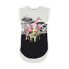 Safari Animals Celine Dress